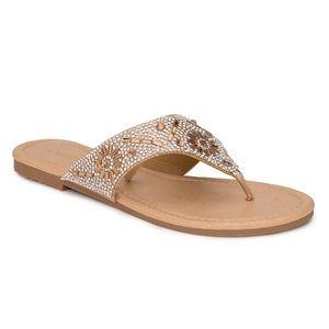 NWOT Olivia Miller Tamarac Women's Sandal